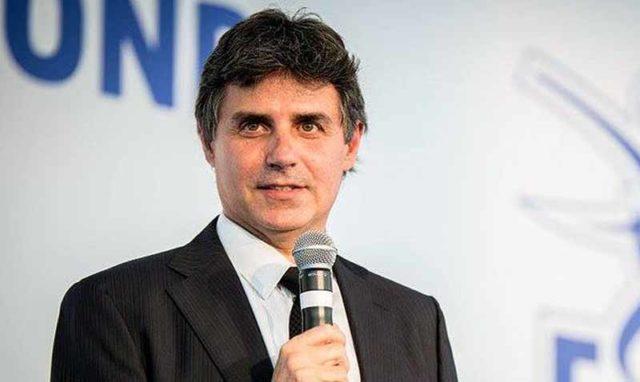 """Presidente de la italiana: """"Evolucionar para permanecer en la cima"""""""