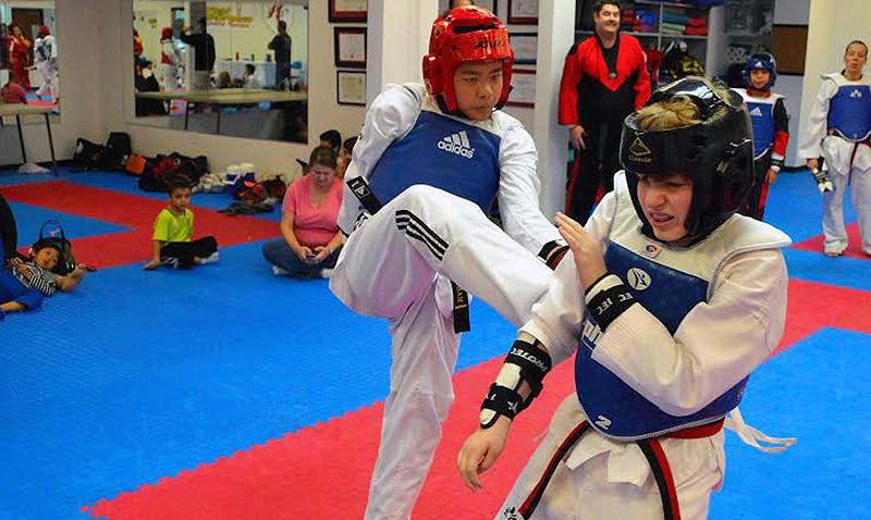 Bullying y Taekwondo