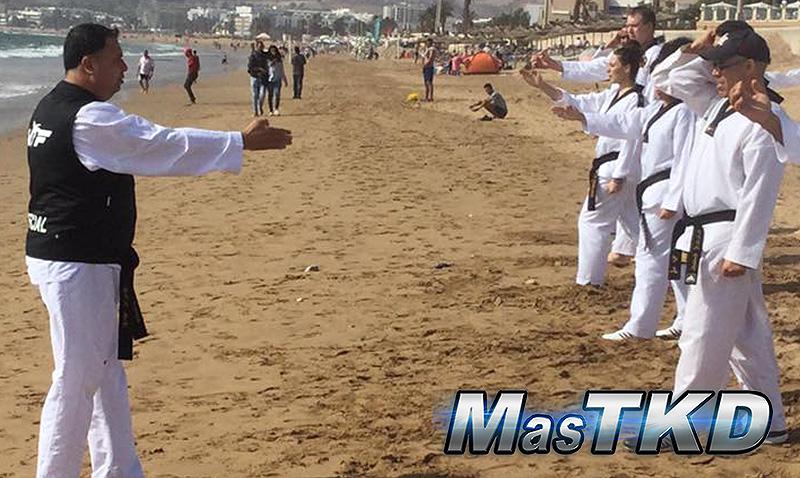 "Chakir Chelbat: ""El Taekwondo es mi pasión"""