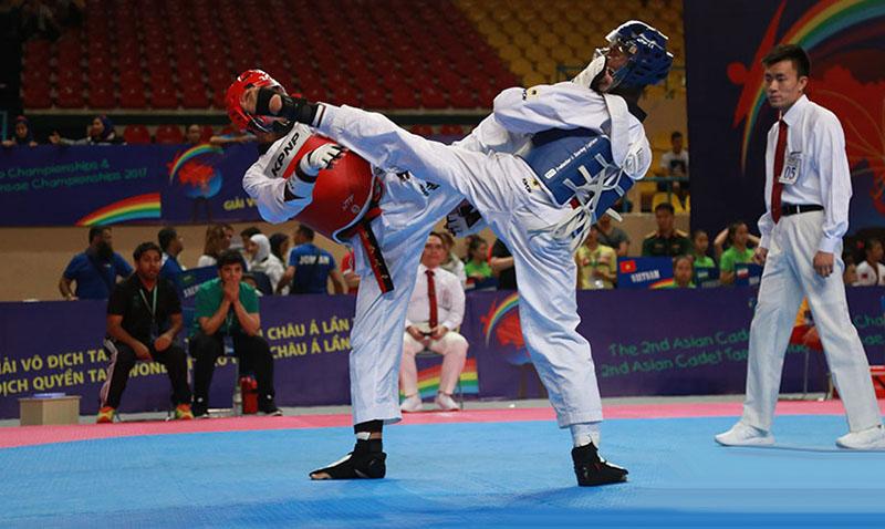 Irán conquistó el Campeonato Asiático Cadete