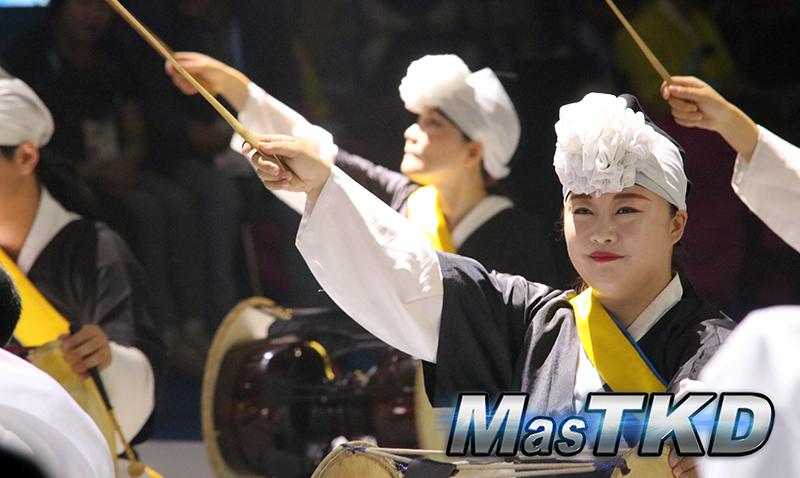 Campeonato mundial de taekwondo de 2017 en Muju