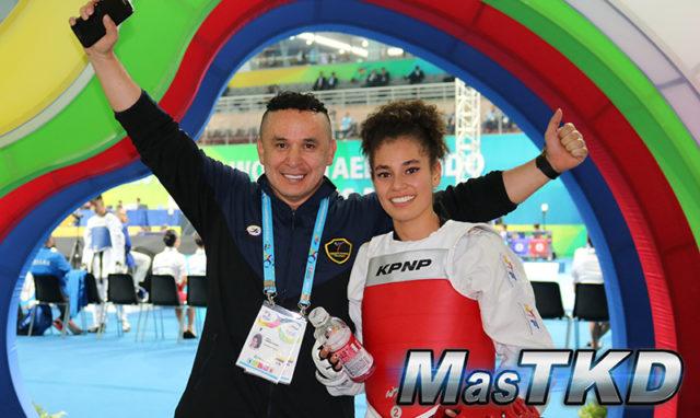 Colombia debuta con medalla en el inicio del Mundial