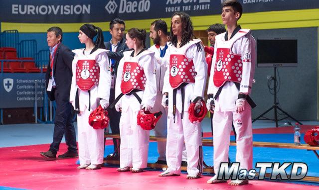 """Competencia por """"Equipos Mixtos"""" para Tokyo 2020"""