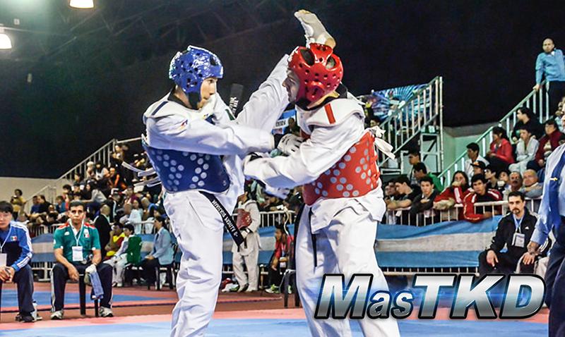 Argentina celebra sus bodas de oro con el Taekwondo