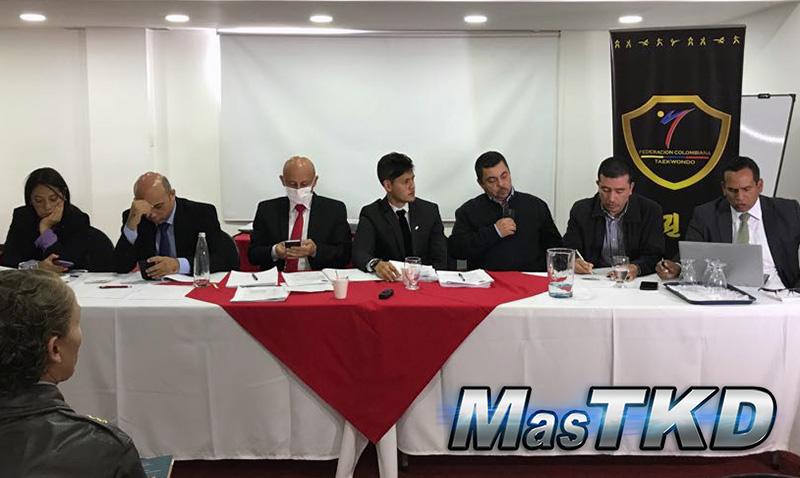 Forero confirma presidencia de Federación Colombiana