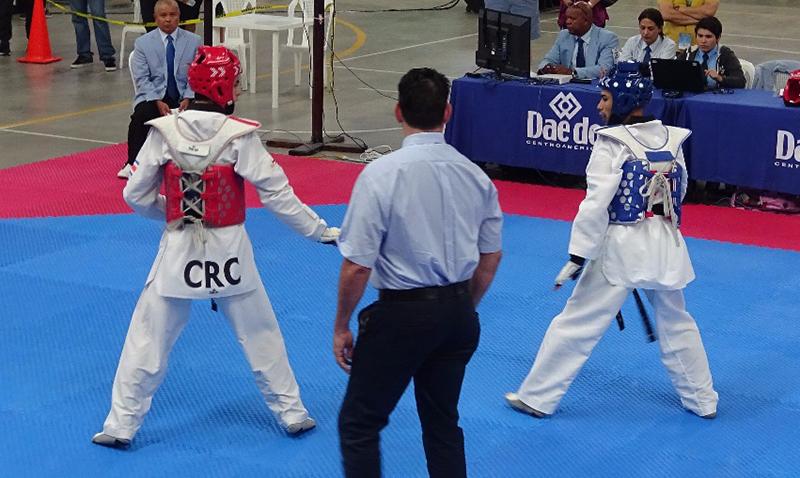 Panamericano de Taekwondo declarado de interés nacional