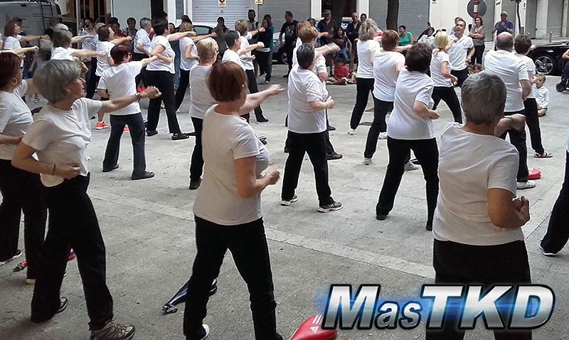 Taekwondo, algo más que un deporte