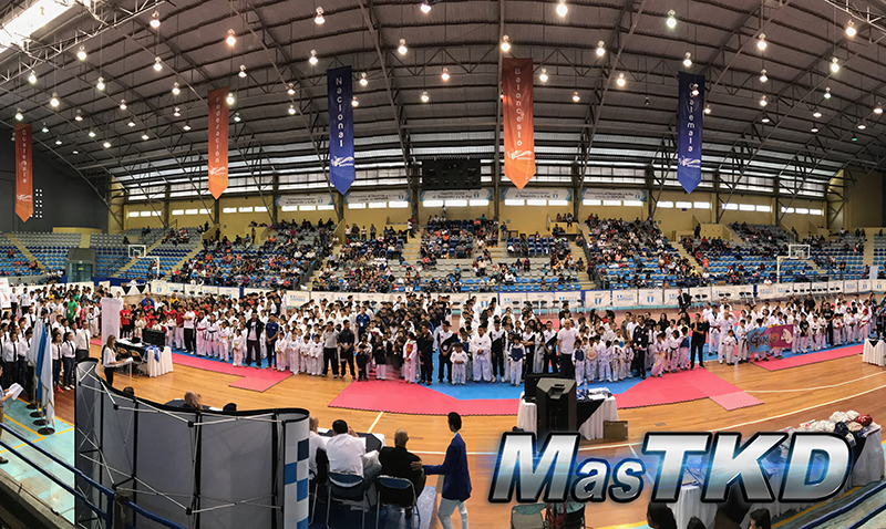 Federación Nacional de Taekwondo de Guatemala