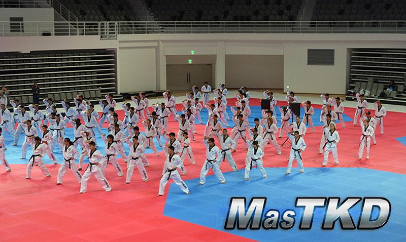 Comienza la Expo Mundial de Taekwondo