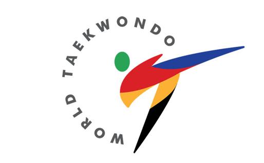 Logo federación Mundial de Taekwondo