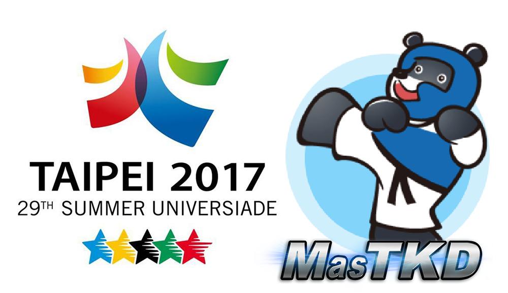 Logo_Taipei2017_Taekwondo