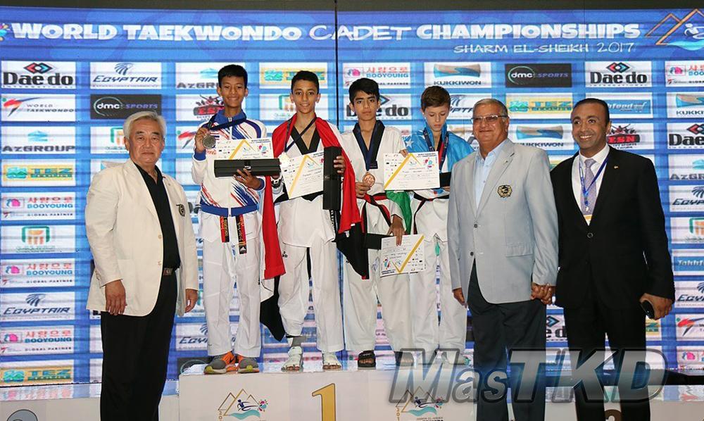 20170825_M-37_Podio_Mundial-CADETES_Sharm-El-Sheikh