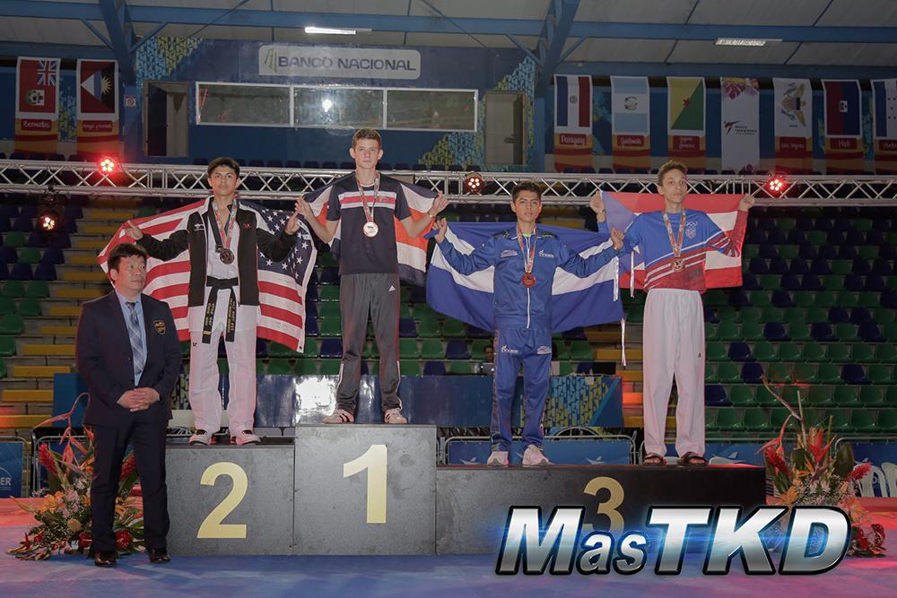 20170830_CostaRica_Panamericanos-Taekwondo_T3_Panamericano_Cadete_M-57