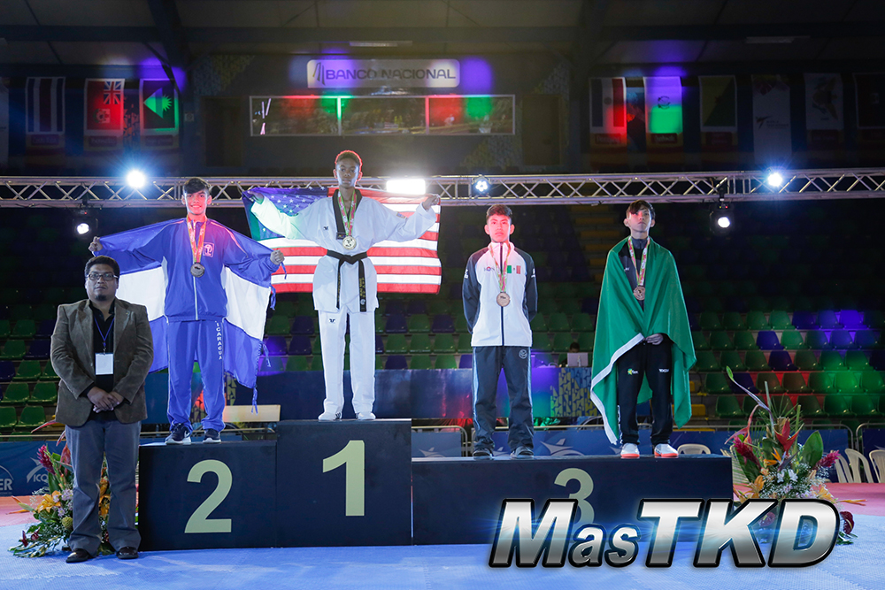 20170830_CostaRica_Panamericanos-Taekwondo_T3_Panamericano_Juvenil_M-45