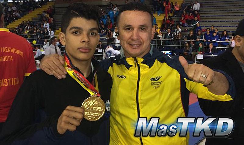 Andrés Moreno gana su primer torneo Sénior