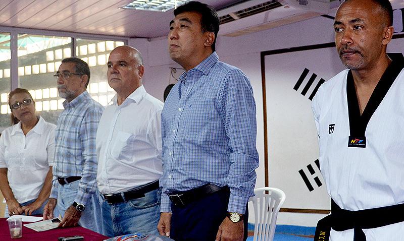 Elecciones en la Federación Venezolana de Taekwondo
