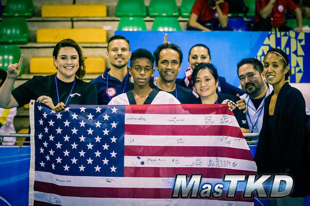 Panamericanos dejaron campeones dirigidos por padres