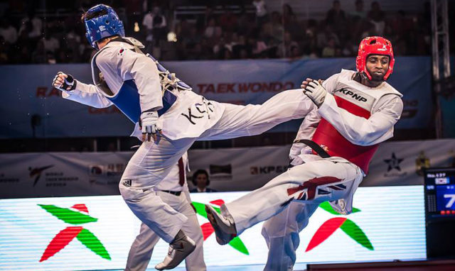 Grand Prix Series 2 Rabat 2017 en imágenes