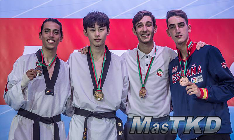 Podio_M-58_2017-WT-Taekwondo-Grand-Prix-Series-2