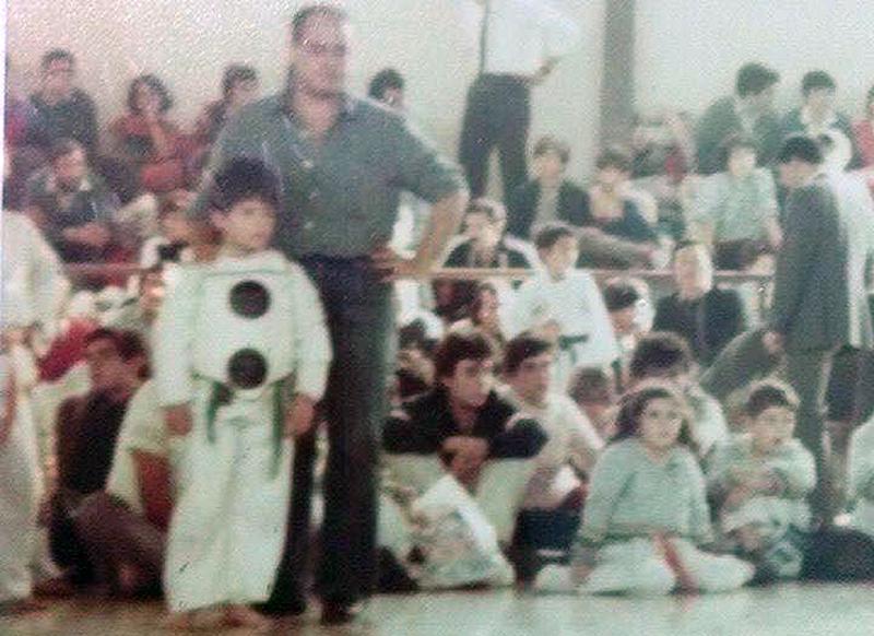Muere Manel Bertomeu, pionero del Taekwondo español
