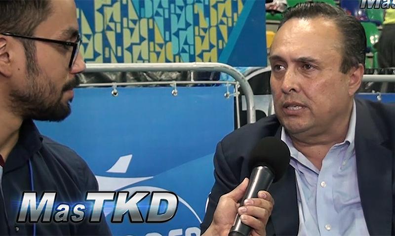 """Juan Manuel López: """"hay días en los que ya no pienso en Taekwondo"""""""
