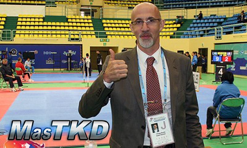 Philippe Bouedo ya no será parte del Comité de Juegos