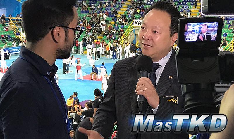 Entrevista a Rick Shin, Secretario General de PATU