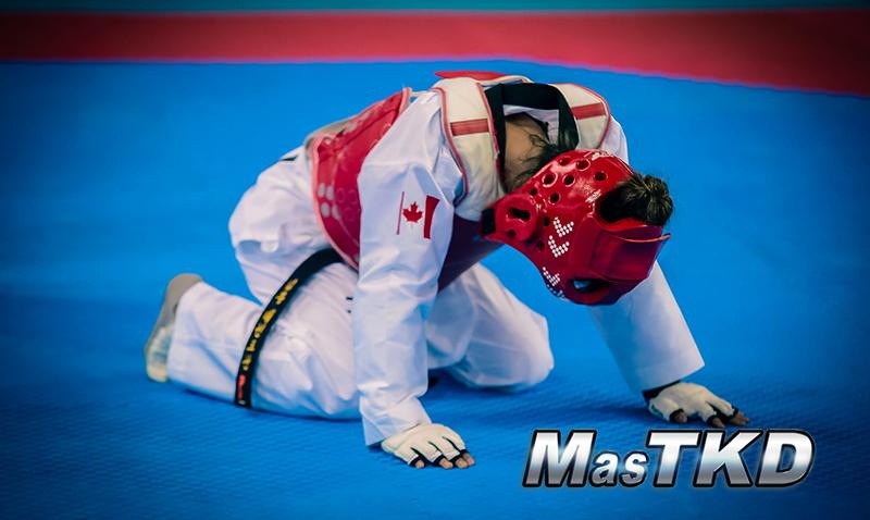 Llorar por Taekwondo