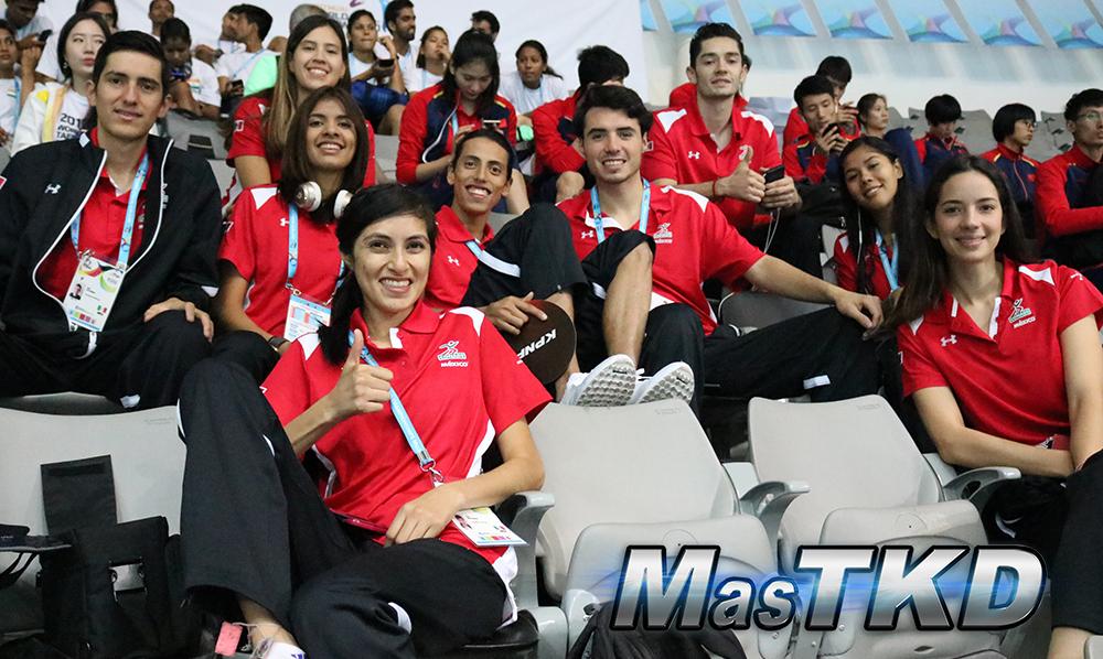 Equipo-Taekwondo_Mexico