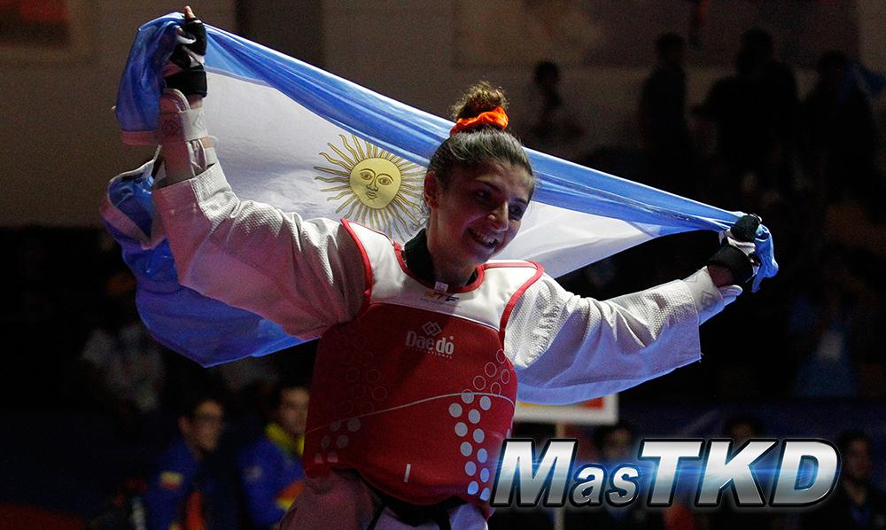 Taekwondo-Argentina_Santiago2017