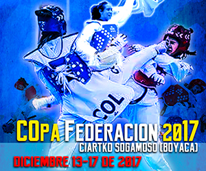 Copa Federación 2017 – Boyaca – COL