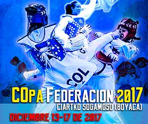 Copa Federación 2017 – Boyaca – COL