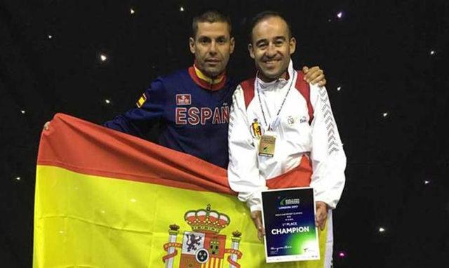 """Álex Vidal, """"El Rey del Para-Taekwondo"""""""