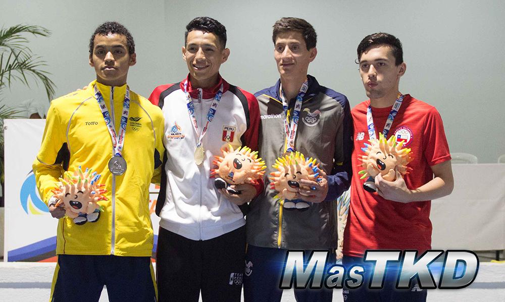 XVIII Juegos Bolivarianos Santa Marta 2017 - Taekwondo