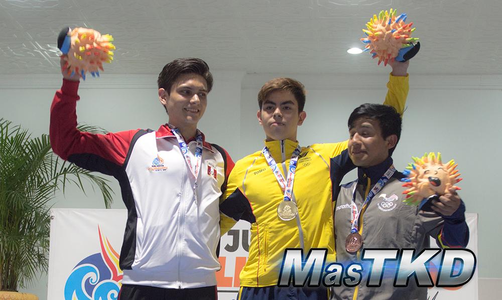 _XVIII Juegos Bolivarianos Santa Marta 2017 - Taekwondo