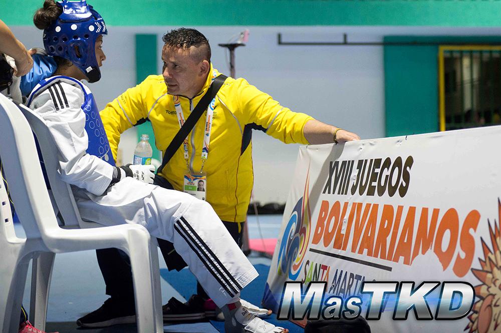 Colombia es campeona de Bolivarianos en Taekwondo