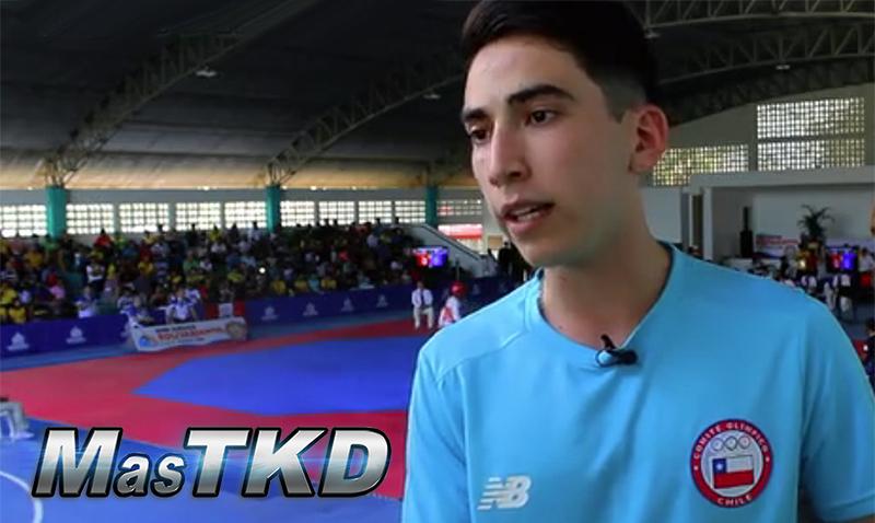 """Ignacio Morales: """"me encantaría competir contra el peruano"""""""