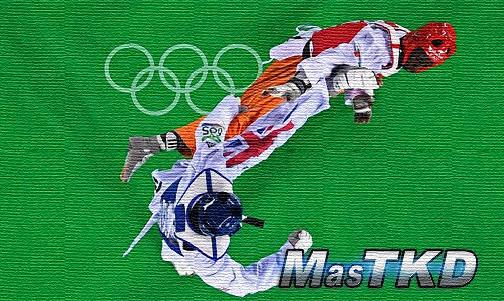 Taekwondo tendrá vídeo de 360 grados