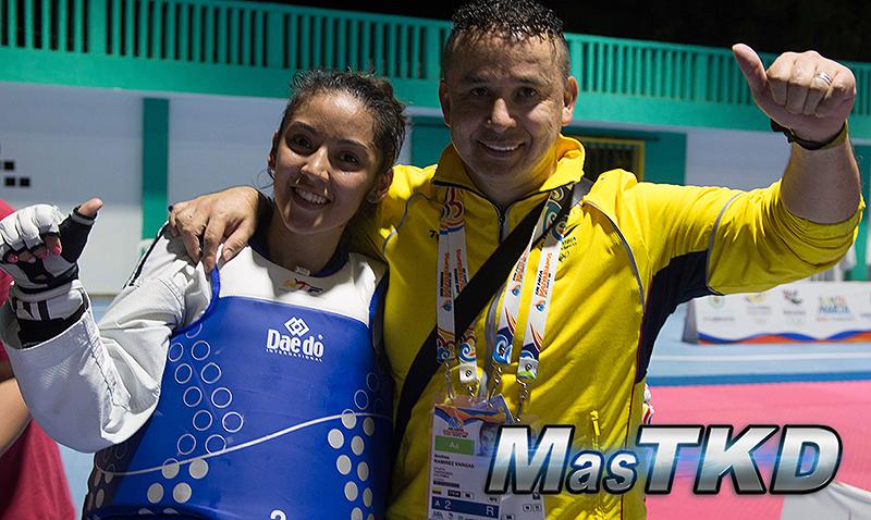 Rodríguez salva a Colombia y Dellan triunfa en euforia