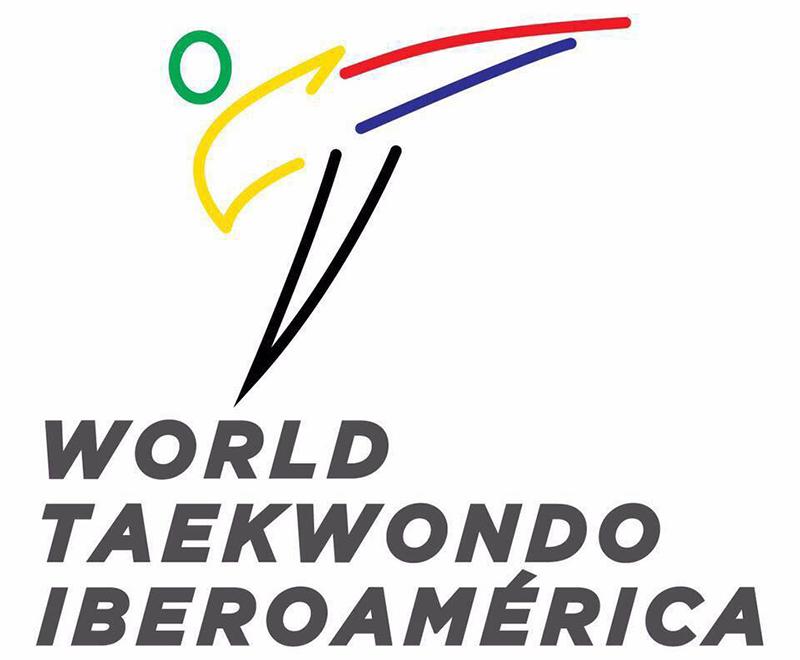 Logo oficial de la World Taekwondo Iberoamérica