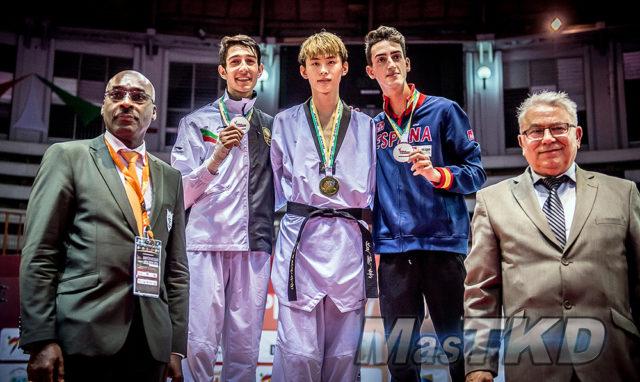 Taekwondo_GP-Final-Day-1_M-58_Podio