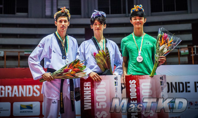 Taekwondo_GP-Final-Day-2_M-68_Podio