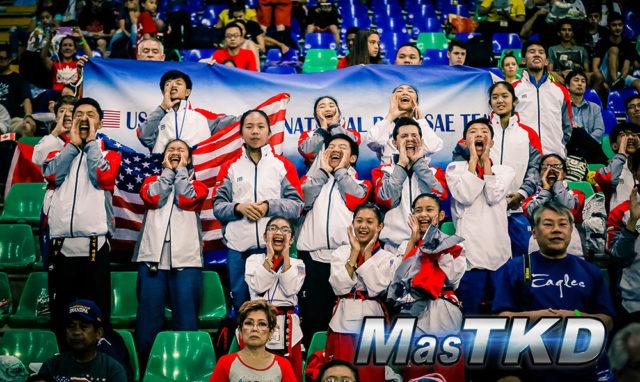 USA-Taekwondo_Grupo-Gritando