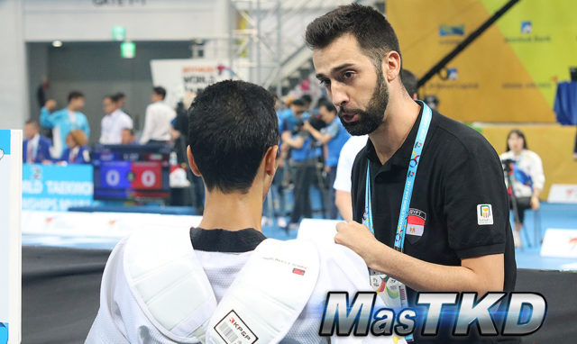 Rosendo Alonso - Taekwondo