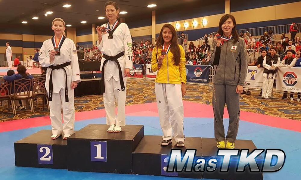 Podio_F-49_SeniorG2-Taekwondo-UsOpen