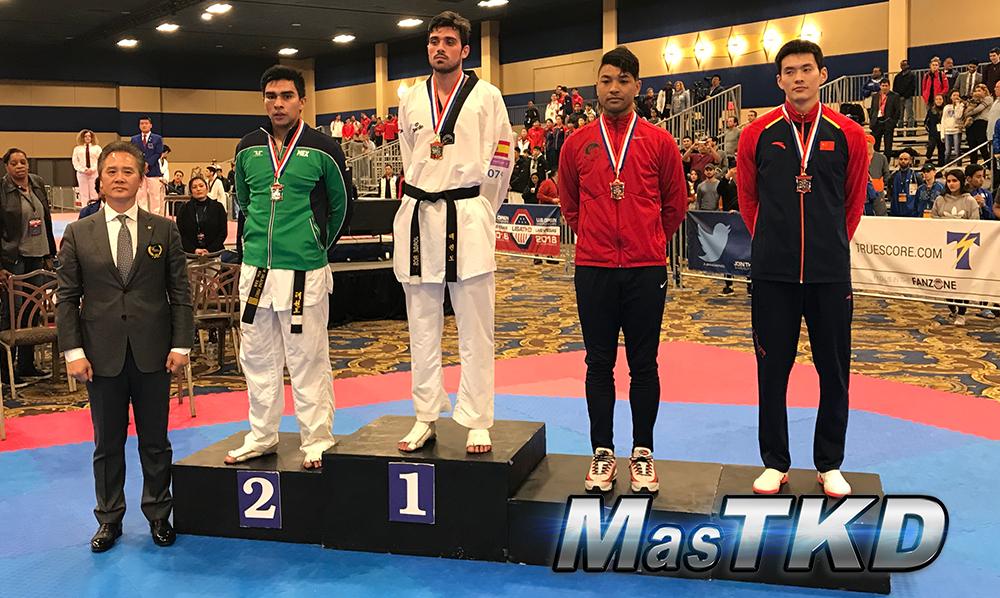 Podio_M-87_SeniorG2-Taekwondo-UsOpen