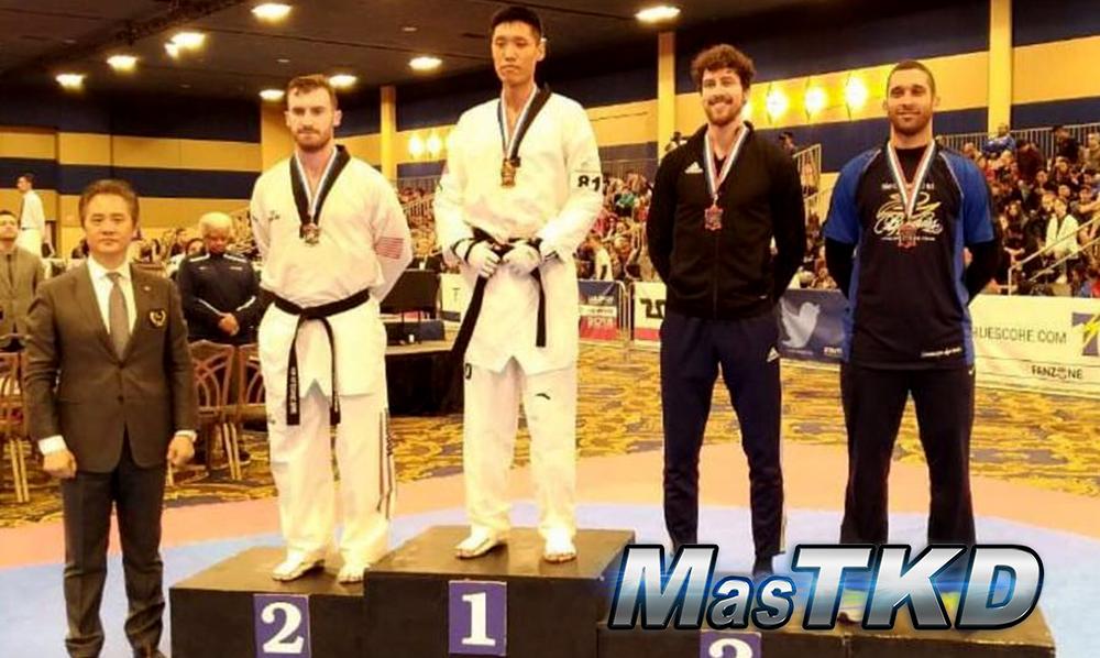 Podio_Mo87_SeniorG2-Taekwondo-UsOpen