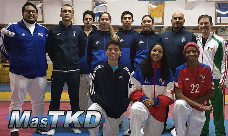 Guatemala y Panamá visitaron Academia Combat Nuevo León