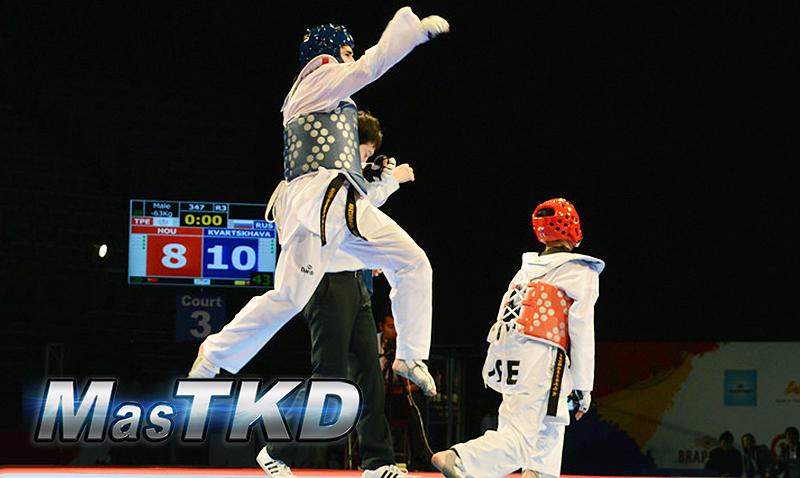 Olímpicos de la Juventud, Clasificatorio y Mundial Jr. serán con Daedo