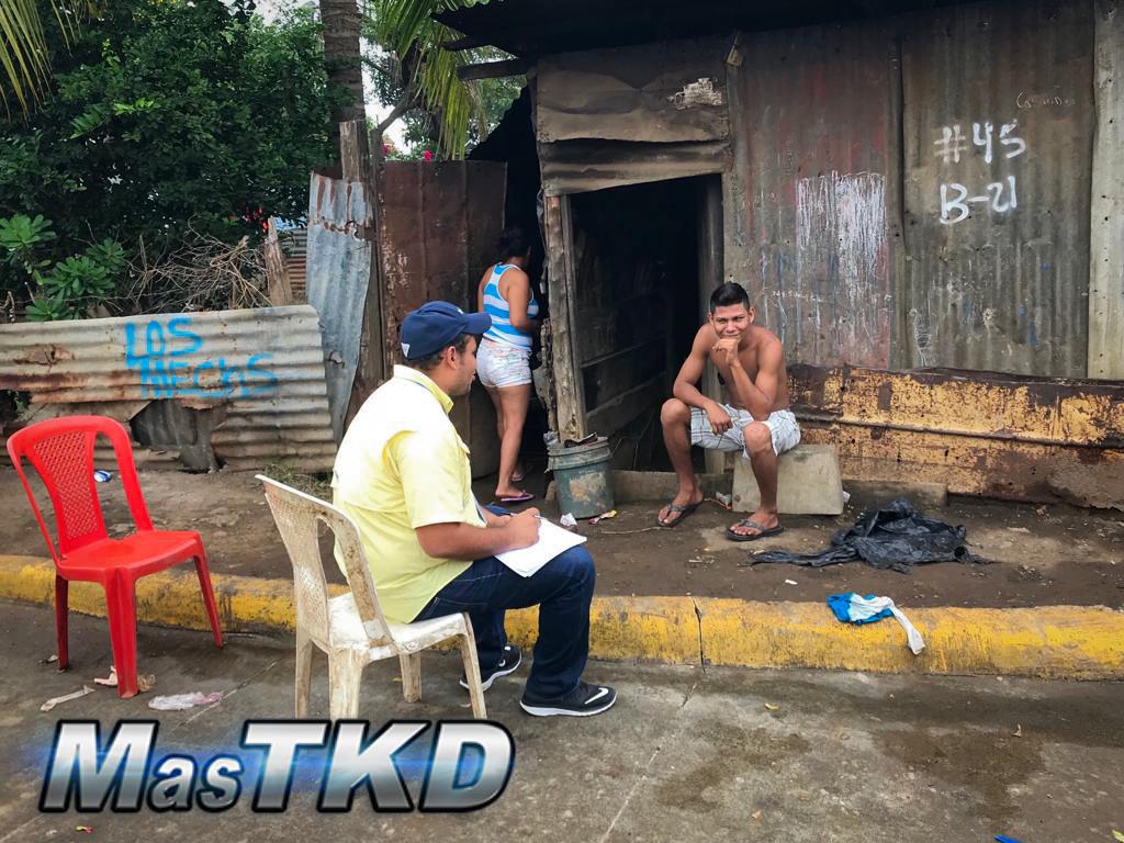 Nicaragua Ayuda Social (1 of 5)